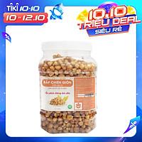 Bắp Chiên Giòn Giòn Phân Phối Bởi TETE Food 500 gram