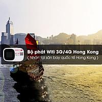 Bộ Phát Wifi 4G Hong Kong (Nhận Tại Sân Bay Quốc Tế Hong Kong)