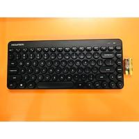 Bàn phím Bluetooth Newmen BT928 Wireless Black _ Hàng chính hãng