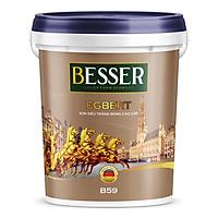 Sơn siêu trắng bóng cao cấp BESSER - EGBERT