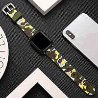 Dây đeo thay thế cho Apple Watch Camo double layer (42/44mm)