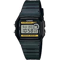 Đồng hồ unisex dây nhựa Casio F-94WA-9DG