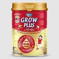 SỮA BỘT DIELAC GROW PLUS CÓ TỔ YẾN 850G (CHO TRẺ TRÊN 3 TUỔI)