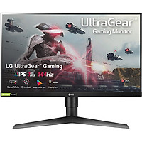 Màn Hình Gaming LG UltraGear 27GL650F-B 27 inch Full HD (1920 x 1080) 1ms 144Hz IPS FreeSync - Hàng Chính Hãng