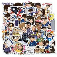 Sticker 50 miếng hình dán Conan