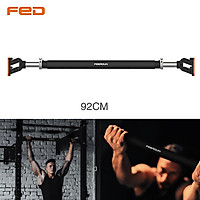 FED Wall Horizontal Bar Pull-up Device Stable Safety Non-slip Automatic Buffer Indoor Sports Fitness Exercise Tools