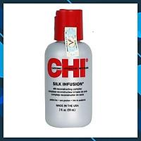 CHI Silk Infusion Silk Rescontructing Complex - Tinh dầu dưỡng bóng tóc Mỹ 59ml