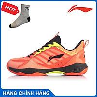 Giày cầu lông nam Lining AYTQ019-3 hàng chính hãng - Tặng kèm tất Bendu chính hãng