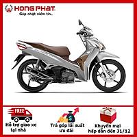 CHỈ GIAO TẠI HẢI PHÒNG - HONDA FUTURE 125 FI – PHANH ĐĨA, VÀNH ĐÚC