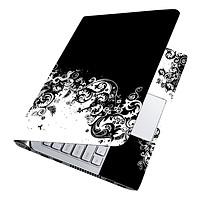 Miếng Dán Decal Dành Cho Laptop Mẫu Hoa Văn LTHV-159