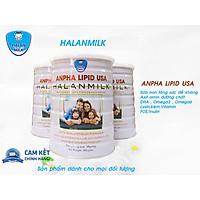 Sữa non Anpha Lipid USA 900g Halanmilk - Giúp tăng sức đề kháng, phục hồi nhanh sức khỏe