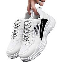 Giày nam giày thể thao nam thời trang đế độn PETTINO - P02
