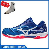 Giày cầu lông Mizuno WAVE FANG NX chính hãng 71GA205022 MẪU MỚI-TẶNG TẤT THỂ THAO BENDU