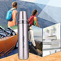 Bình Giữ Nhiệt H2O Vacuum Flask Inox Dung Tích 800ml