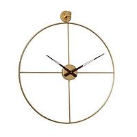 Đồng hồ trang trí nội thất phong cách tối giản DHM003