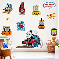 Decal trang dán tường Thomas and Friend DF9903