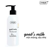 Sữa rửa mặt chiết xuất từ Sữa Dê