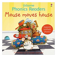 Usborne Mouse moves house