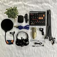 Bộ thu âm Livestream V11 và AQTA 220 Full bộ Livestream
