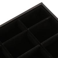 Elegant Bracelet Watch Jewelry Retail Display Tray Storage Box 12 Grids