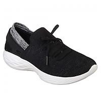 Giày nữ Skechers 14960-PERFORMANCE-BKW