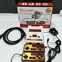 Mini FC Compact Built In 600 Classic Games 8Bit HDMI TV Game Console