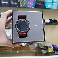 Đồng Hồ Thông Minh Huawei Watch GT -Hàng nhập khẩu- Đỏ