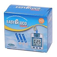 Que thử đường huyết Easy Gluco (lọ 25 que)