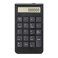 Máy tính bỏ túi Number Pad Wireless LCD Mac windows