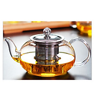 Ấm trà thủy tinh chịu nhiệt ATT22-600ml