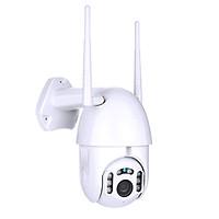 Camera IP Wifi Speed Dome Ngoài Trời Full HD 2MP Hồng Ngoại Lưu Thẻ Nhớ IC123- Hàng Chính Hãng