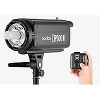 Đèn Flash studio Godox DP600II hàng chính hãng.