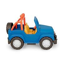 Xe Jeep toả sáng( Màu xanh lam)_Dòng WW B.Toys của Mỹ