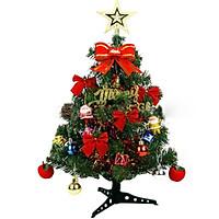 Cây Thông Noel Nhân Tạo Với Đồ Trang Trí 30/45 / 60Cm Trang Trí Giáng Sinh Gia Đình Sử Dụng Trong Nhà Và Ngoài Trời
