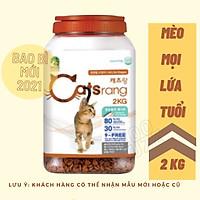 Thức Ăn Hạt Catsrang Cho Mèo Mọi Lứa Tuổi - 2Kg