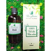 Tinh dầu hoa lài (Nhài) - Jasmine 100ml | Bio Aroma