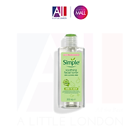 Nước hoa hồng Simple Kind To Skin Soothing Toner 200ml (Bill Anh)