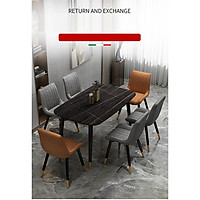 Combo ghế bàn ăn cao cấp cho phòng bếp gia đình
