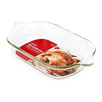 Đĩa Thủy Tinh Chịu Nhiệt Lock&Lock Glass Ovenware Turkey LLG585 4,4L