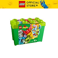 Mô hình đồ chơi lắp ráp LEGO DUPLO Thùng Gạch Duplo Sáng Tạo 10914 ( 85 Chi tiết )
