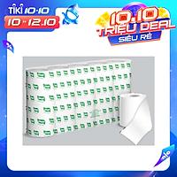 Combo 10 cuộn Giấy vệ sinh PLENTY, 2 Lớp, 200 Tờ/cuộn