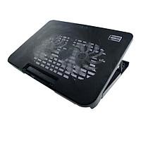 Đế Tản Nhiệt Laptop 2 quạt chỉnh được độ cao thấp