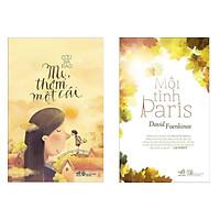 Combo 2 Cuốn Truyện: Mối Tình Paris + Mẹ, Thơm Một Cái (Top Truyện Dài Hấp Dẫn / Sách Văn Học Hay)