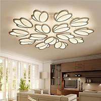 Đèn trần LED trang trí 15 ánh hoa ROSE hiện đại tiết kiệm năng lượng