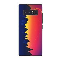 Ốp điện thoại dành cho máy Samsung Galaxy Note 9 - Trăng khuyết MS ADITU008