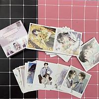 Hộp ảnh Lomo đam mỹ Mặc Tú bộ ảnh anime