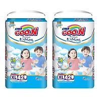 2 Gói Tã Quần Goo.n Premium Gói Cực Đại XL42 (42 Miếng)