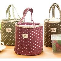 Túi giữ nhiệt cao cấp đựng hộp cơm bình sữa