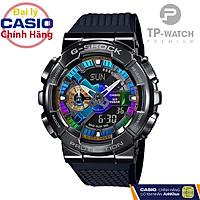 Đồng hồ nam Casio G-Shock GM-110B-1ADR chính hãng   G-Shock GM-110B-1A Black Titan