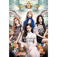 Tranh Poster BLACKPINK A4 combo 5 tấm khác nhau